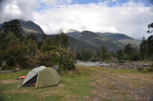 A successful scoping leads to awesome free campsites like this one.