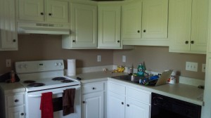 Our new kitchen!